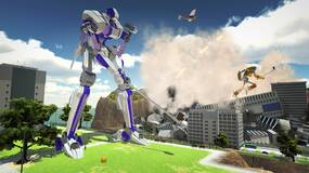 Image for The launch trailer for 100ft Robot Golf speaks for itself, really