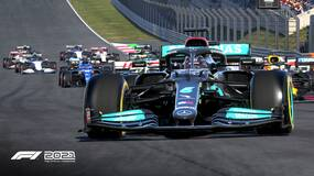 Image for Checking out F1 2021 online with the Logitech G29 Racing Wheel
