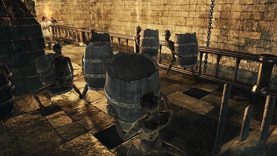 Image for Dark Souls 2: Crown of the Old Iron King - Tower key secrets, Simpleton's Ring, Flame Butterflies, Pilgrim's Spontoon, Baneful Bird