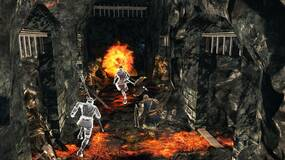 Image for Dark Souls 2: Crown of the Old Iron King - Smelter Demon boss battle
