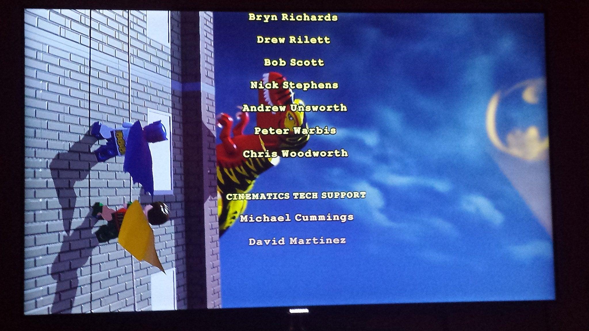 Image for LEGO Jurassic World teased in LEGO Batman 3 closing credits