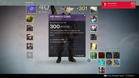 Image for Destiny: how to get your alt over 290 light level in a day