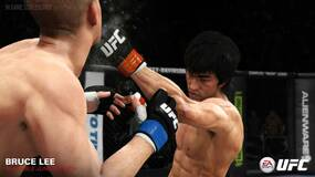Image for EA Sports UFC: blood on the mat, blood on my hands