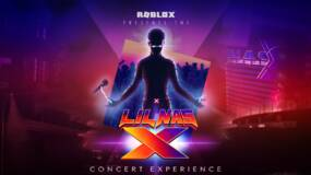 Image for Lil Nas X's Roblox concert attracted over 33 million people