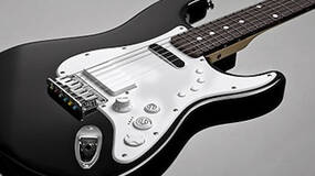 Image for Rock Band 3 Fender Squier Stratocaster now on pre-order