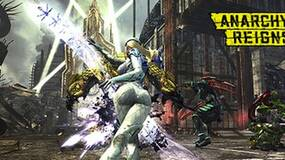Image for Anarchy Reigns character intro trailer - Sasha