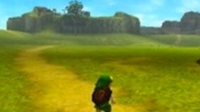 Image for Quick Shots - Ocarina of Time screens show lonely Hyrule