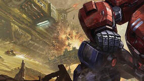 Image for Spot the Grimlock in Transformers: Fall of Cybertron cinematic trailer teaser