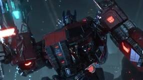 Image for Go behind the scenes of Transformers: Fall of Cybertron trailer