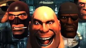Image for TF2 heads appear in Saints Row: The Third Steam version