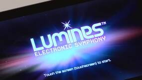 Image for Lumines Electronic Symphony was almost Daft Punk themed