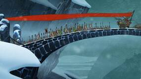 """Image for The Banner Saga is """"DOTA for the turn-based crowd"""""""