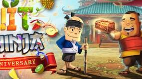 Image for Fruit Ninja update adds new characters, currency, power-ups
