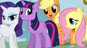 Image for Gameloft to produce first MLP: Friendship is Magic games