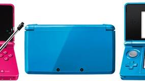 Image for Cerulean Blue, Shimmer Pink 3DS coming to Hong Kong and Taiwan