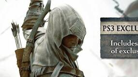 Image for Assassin's Creed 3 PS3 has an extra hour of gameplay