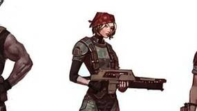 Image for Aliens: Colonial Marines co-op team revealed, female characters are go