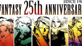 Image for Final Fantasy 25th Anniversary Ultimate Box unboxed in promo