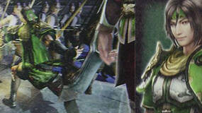 Image for Dynasty Warriors 8 shows off three all-new characters