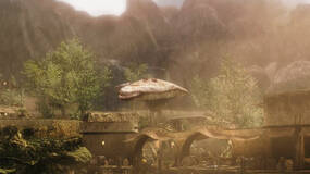 Image for Morrowind recreation Skyrim mod progressing nicely in latest trailer