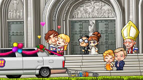 Image for Maple Story: more than half of in-game marriages end in divorce