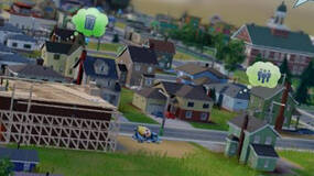 Image for SimCity server page gives at-a-glance updates