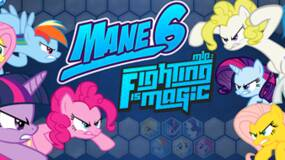 Image for Skullgirls dev offers to donate engine to MLP fan team
