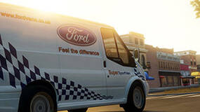 Image for Forza Horizon DLC adds six new vehicles including Ford Transit van