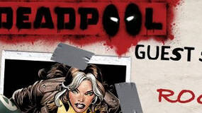 Image for Deadpool also includes an appearance from Rogue