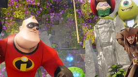 Image for Disney Infinity mobile apps detailed
