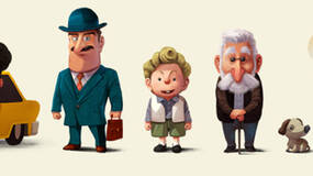 """Image for Layton's next game is a mobile """"RPG puzzler"""""""