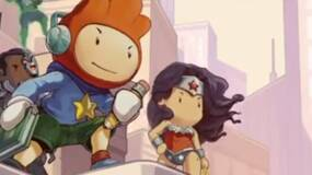 Image for Scribblenauts Unmasked comes with free digital comic