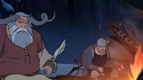 """Image for The Banner Saga: Factions earning """"a lunch every other week"""""""
