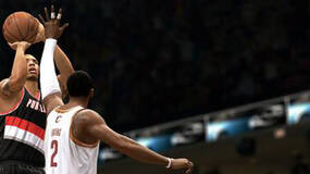 Image for NBA Live 14 developer video demonstrates live court and season updates