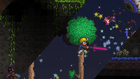 Image for Terraria update adds over 1,000 new items