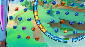 Image for Peggle 2: Sam gets to know Bjorn and Jeff in Xbox One gameplay