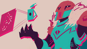Image for Hyper Light Drifter's first combat video is elegant and bloody