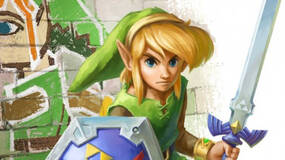 Image for The Legend of Zelda: A Link Between Worlds GAME UK pre-orders include music box