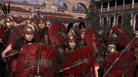 """Image for Total War: Rome 2 patches """"achieving in weeks what, on previous projects, took months"""""""
