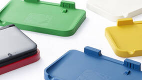 Image for 3DS XL charging cradles coming to Club Nintendo
