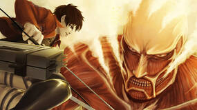 Image for Attack on Titan combat, variety of enemies shown in latest trailer
