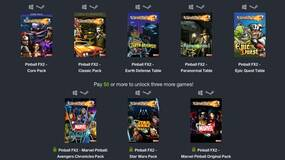 Image for Pinball FX2 offers hefty savings in latest Humble Weekly Sale