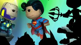 Image for LittleBigPlanet gets two DC Comics DLC packs this week, four more to come