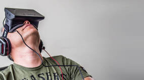 Image for Oculus Rift developing games internally, Carmack on board