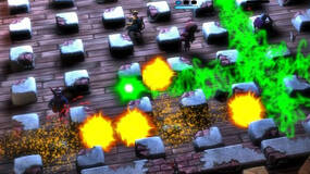 Image for Basement Crawl hits PS4 in Europe this month, new gameplay trailer released