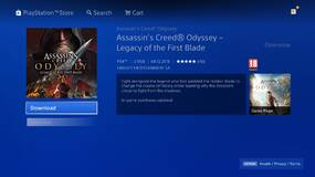 Image for How to start the Assassin's Creed Odyssey - Legacy of the First Blade DLC