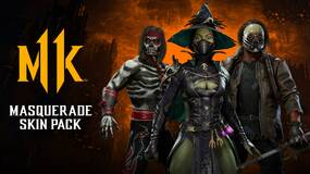 Image for Halloween is coming to Mortal Kombat 11 with spooky new skins