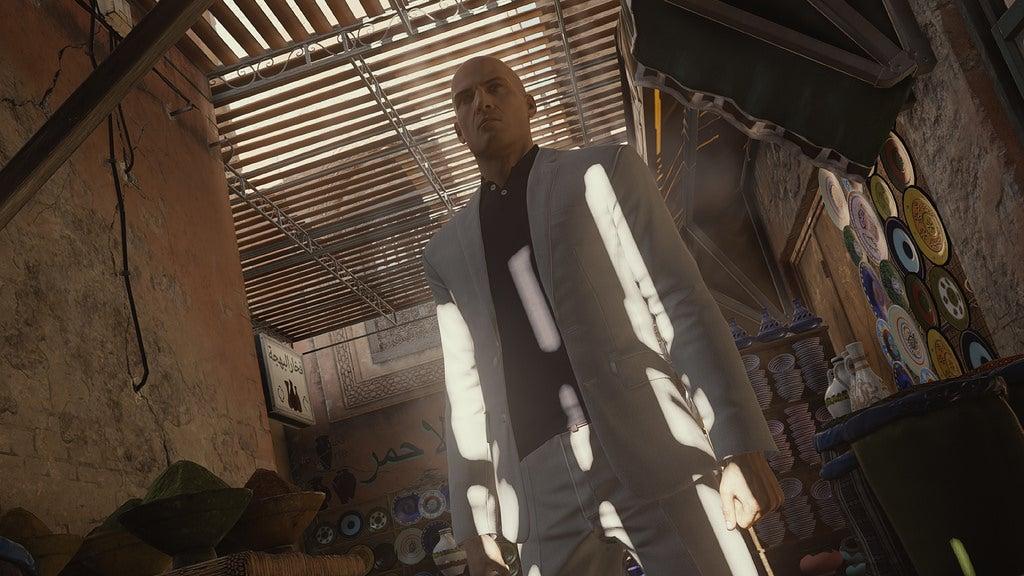 Image for Hitman Episode 3: Marrakesh out next week
