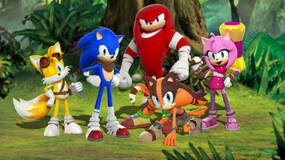 Image for Sonic Boom: Rise of Lyric and Shattered Crystal bolt ahead to November 11 release