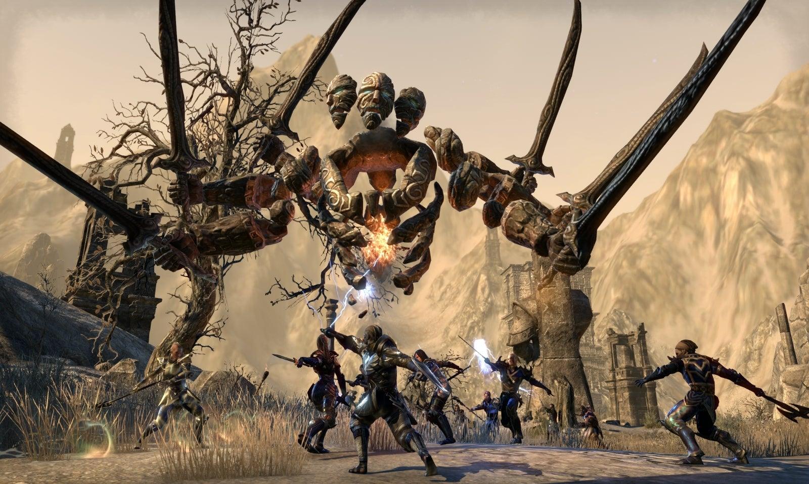 Image for Elder Scrolls Online Trials creation explained by ZeniMax Online